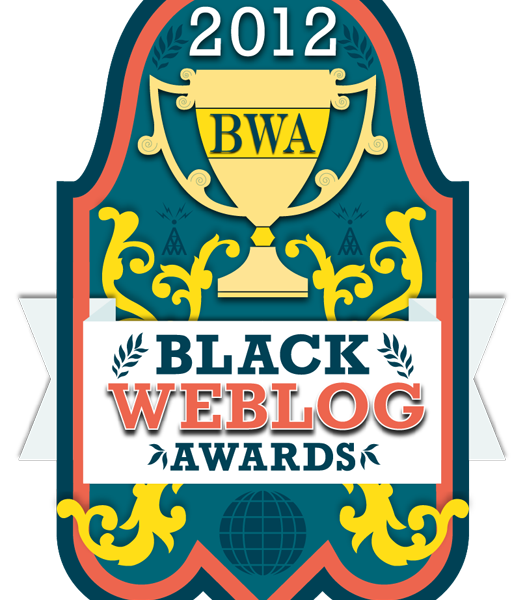 2012 Black Weblog Awards Winner