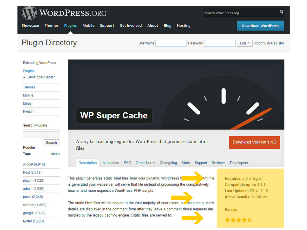 wordpress plugin tips